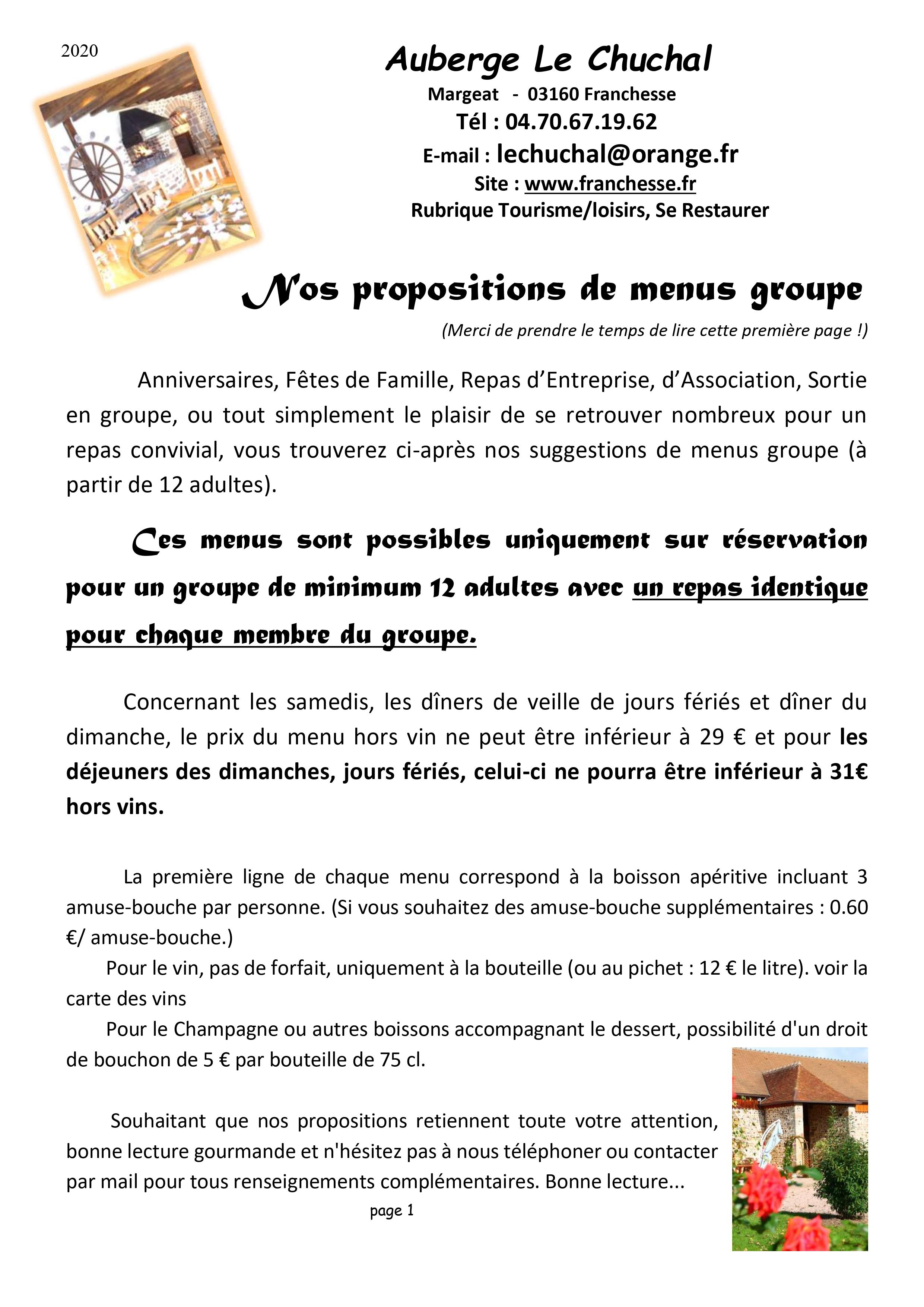 Propositions menus groupe 2020 Page1