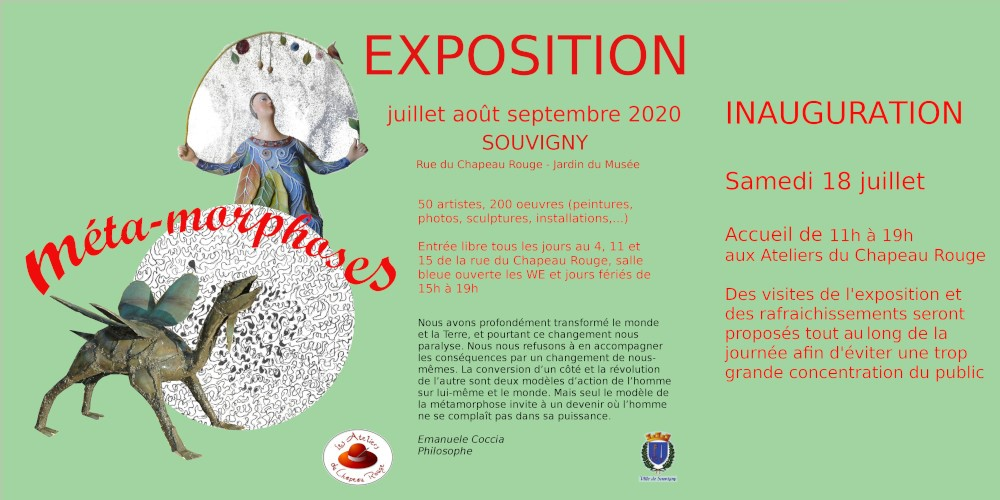exposition meta morphoses