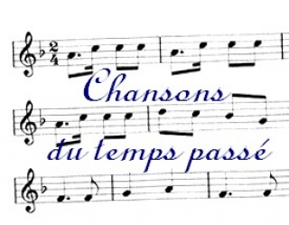 Chansons anciennes