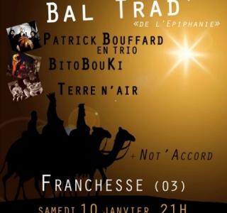 Bal Trad et stage de danses